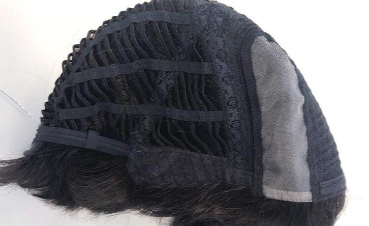 perücke monofilament und tressen, perücken linz, perücke headdress institut linz