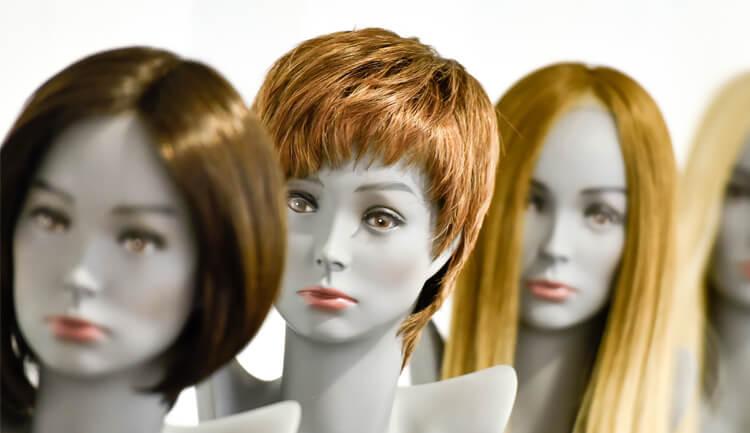 echthaarperücke als perfekter Haarersatz, perfekte zweitfrisur