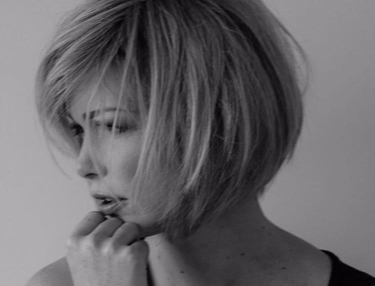 Haarverdichtung in Linz von Headdress, model janin baumann