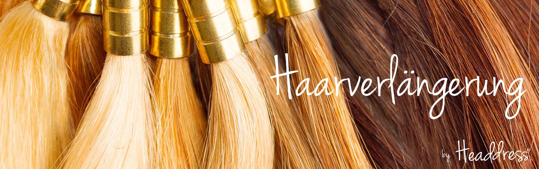 Haarverlängerung, Extensions, Haarverdichtung