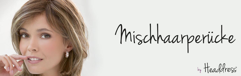 Mischhaarperücke Linz, Prime Hair Mischhaarperücken von Headdress Linz