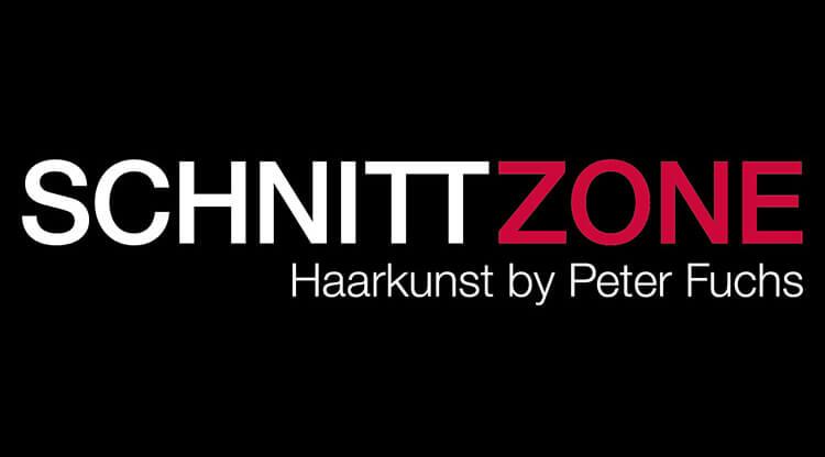 Schnittzone Logo Headdress Linz Peter Fuchs