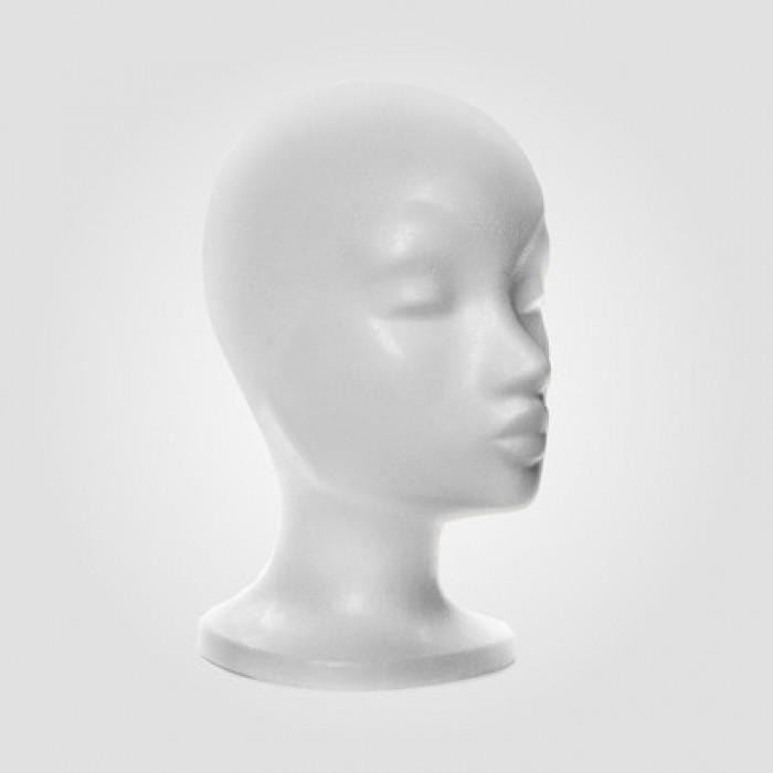 Styropor Kopf