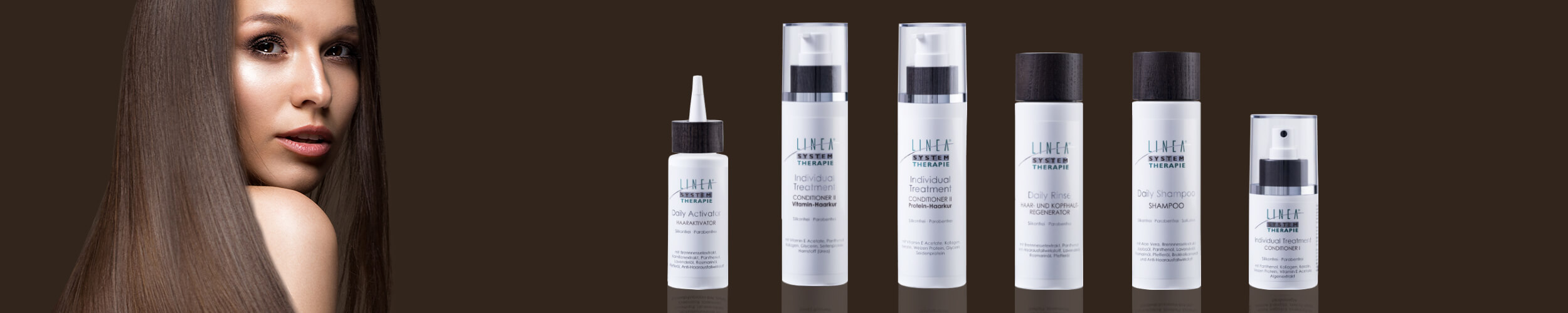 Linea Haartherapie Lines System Alle Produkte
