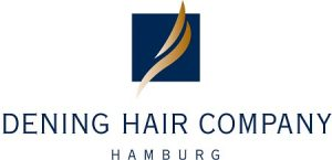 Dening Hair Company Logo Headdress