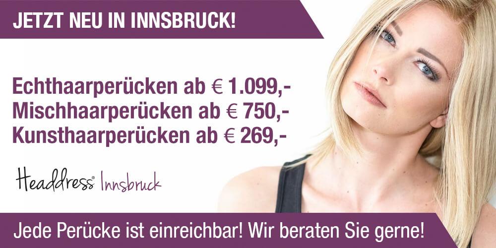 Headdress Innsbruck - Perücken Innsbruck, Perücken kaufen, Perücke Tirol